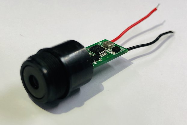 515/520nm Direct Green Laser Dot Module