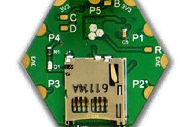 Micro-SD Memory Card Module (H05R00)