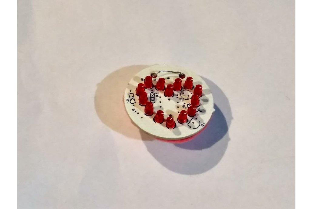 Handmade Gift LED pendant 6