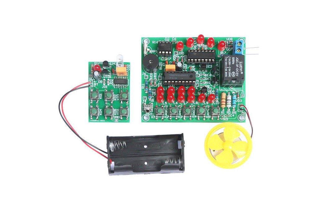 DIY Kit Analog Remote Fan Controller (13820) 1