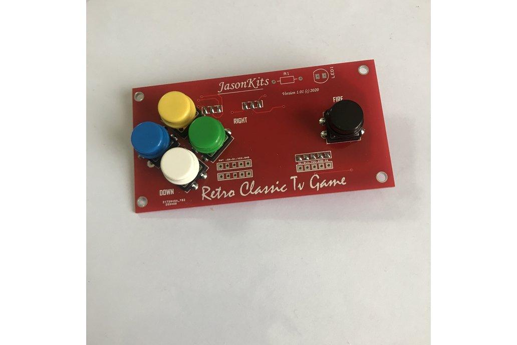 Joypad for Retro T.V. Games 1