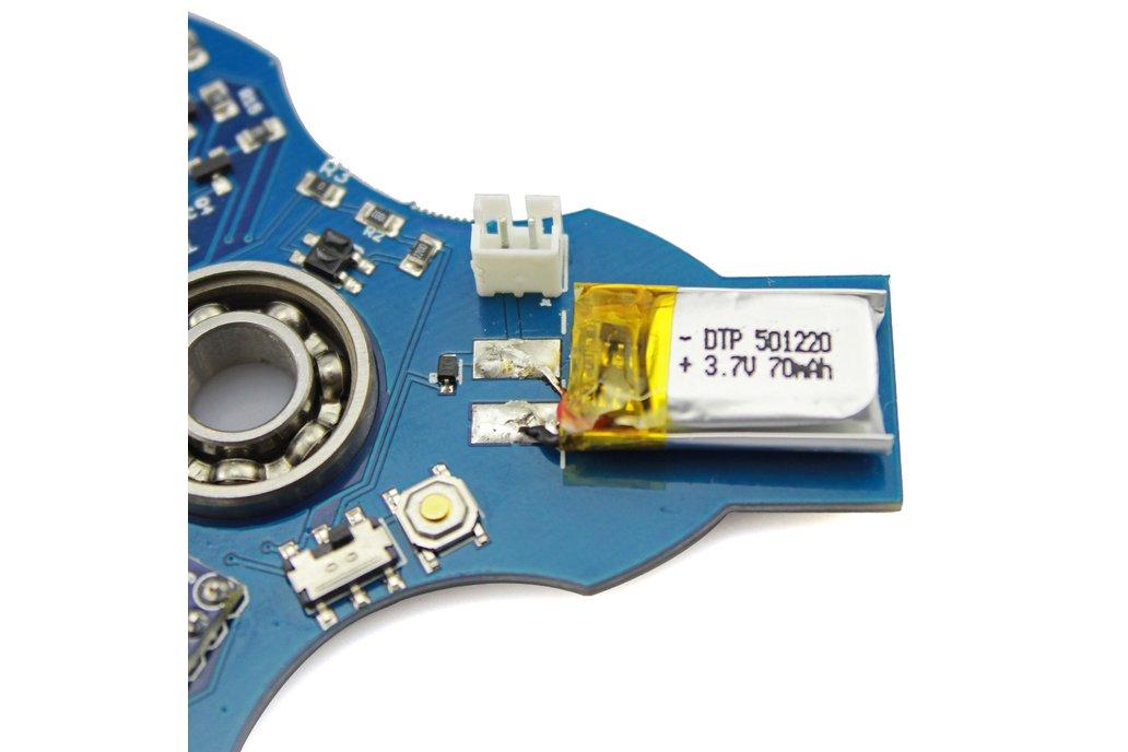 Lightino STEM Spinner 4