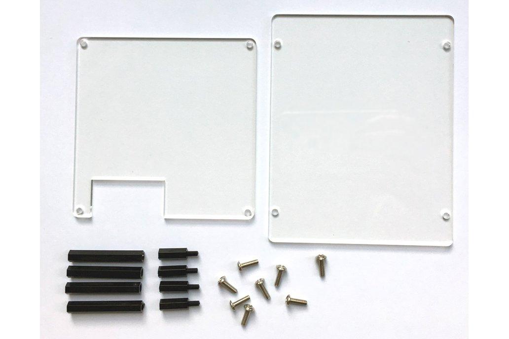 MSP430 Nixie Clock kit 6