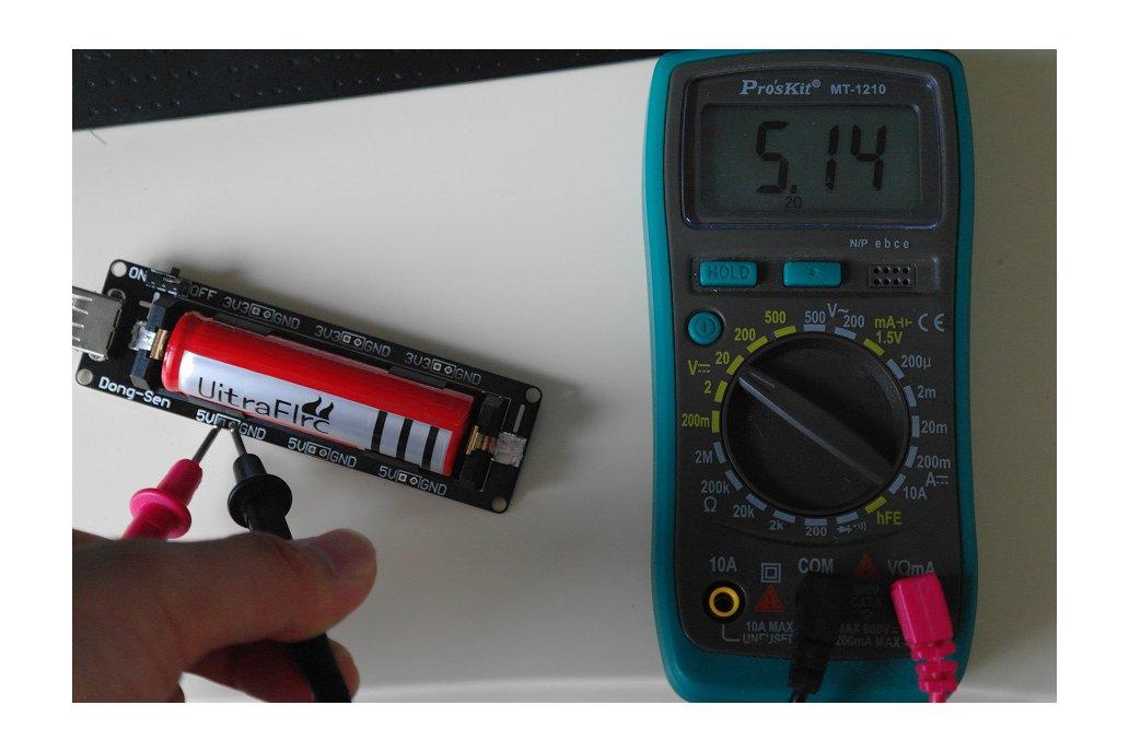 18650 Battery shield V2 (3V Output&5V Output) 2