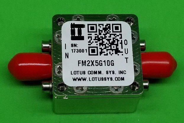 Freq. Multiplier X2 (5G to 10G Hz) FM2X5G10G