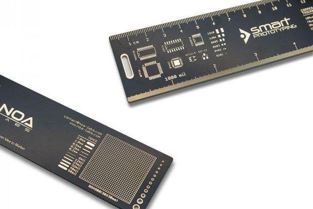 New version PCB Ruler