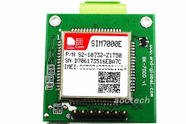 MINI SIM7000E board SIM7000E breakout board