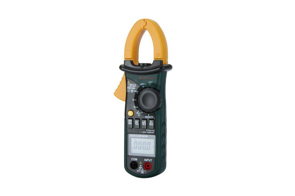 Professional Multifunction Digital Clamp Multimeter 1