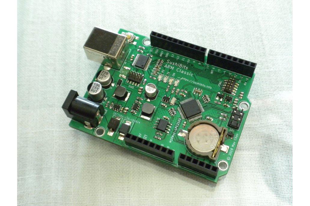 SushiBits ARM Classic Development Kit 1