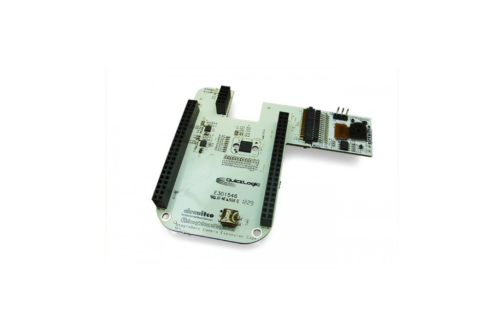 Beaglebone & Camera (3.1Mp) cape + DVI cape 1