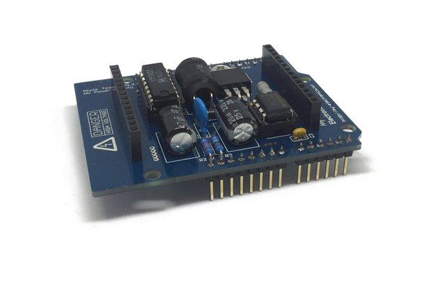 Nixie Tube Shield Kit for Arduino