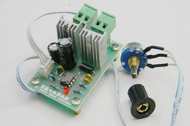 General Pulse Width Modulator (12, 24, 36V)