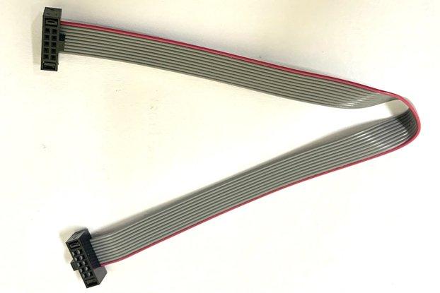 10-pin 2x5 Socket-Socket 1.27mm IDC (SWD) Cable