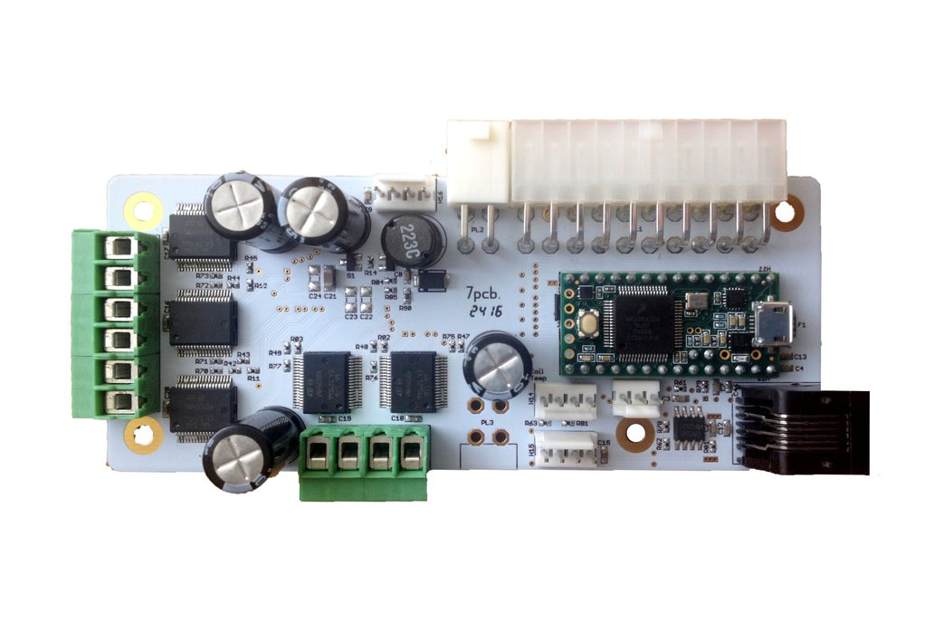 "IDL15-0142 Motion Control Board ""Blackbear"" 3"