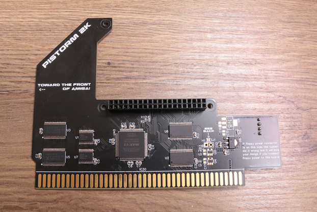 PiSTORM 2K for A2000 flashed and tested amiga 2000
