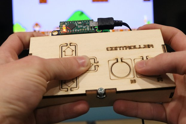 Crazy Circuits NES Controller Kit
