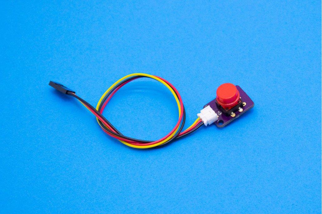 Frizzy Push-Button Atom 1