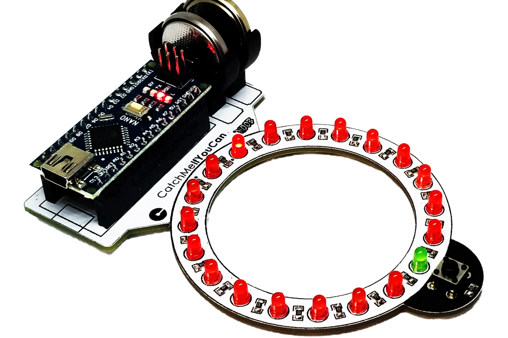 Ledring - Play Game with Arduino 1