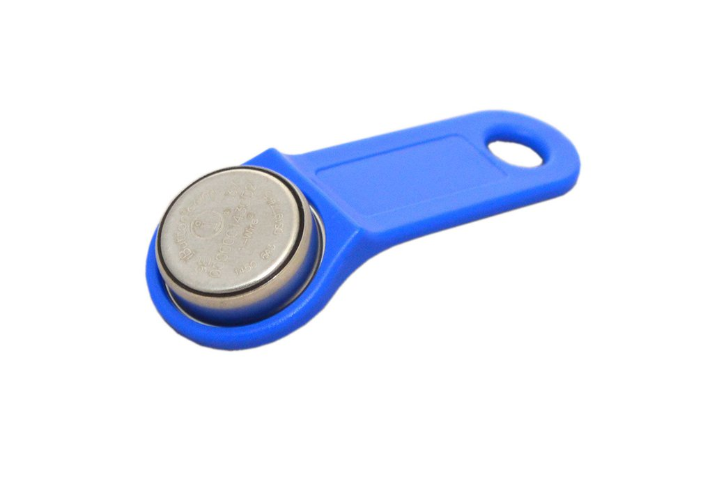 iButton compatible chip and key holder 1