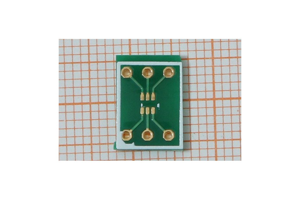 SMD Adapter SOT363 or 2xSOT23 1