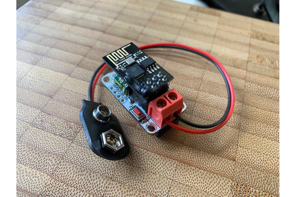 TeHyBug Mini, WIFI Temperature and Humidity logger 1
