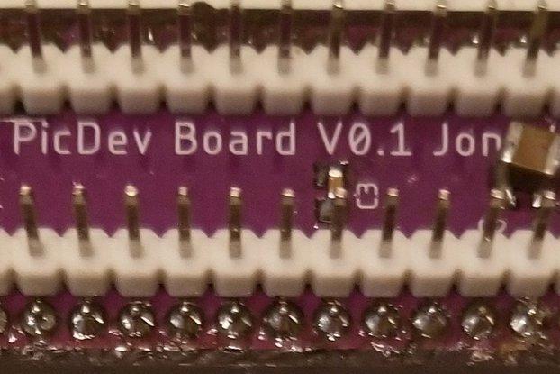 PicDev Board pic18f
