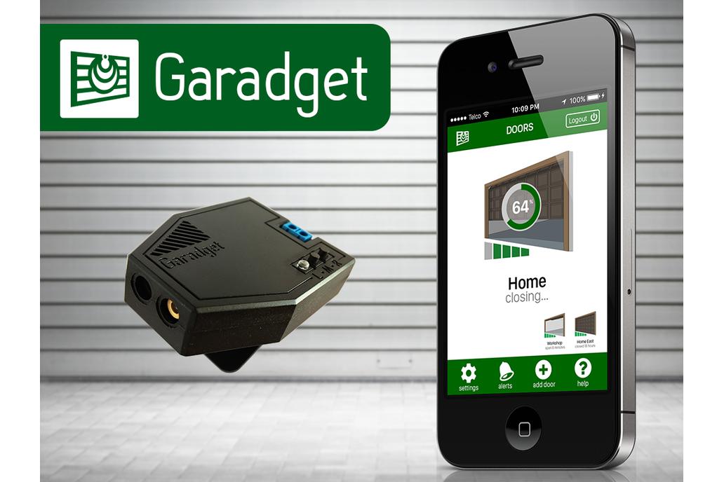 Garadget - Smart Garage Door Controller 2