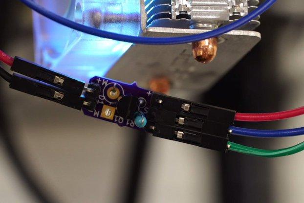 EZ Fan Raspberry Pi Fan Control PCB