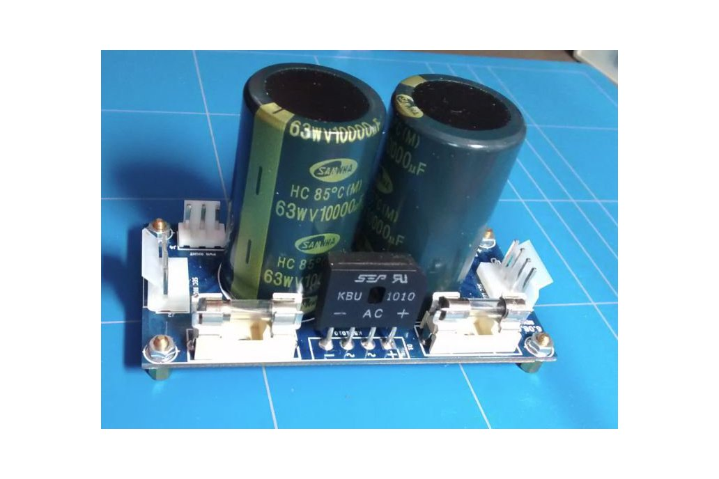 Audio amp power supply 1