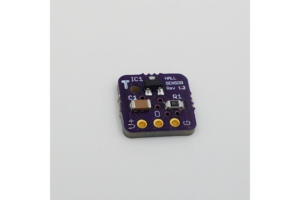 Digital Switch Hall Effect Sensor TI DRV5023-Q1 1