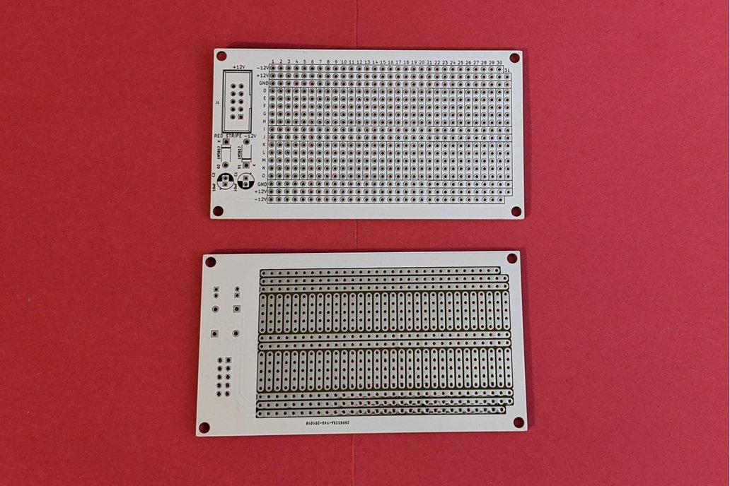 Euro/Kosmo proto board 1