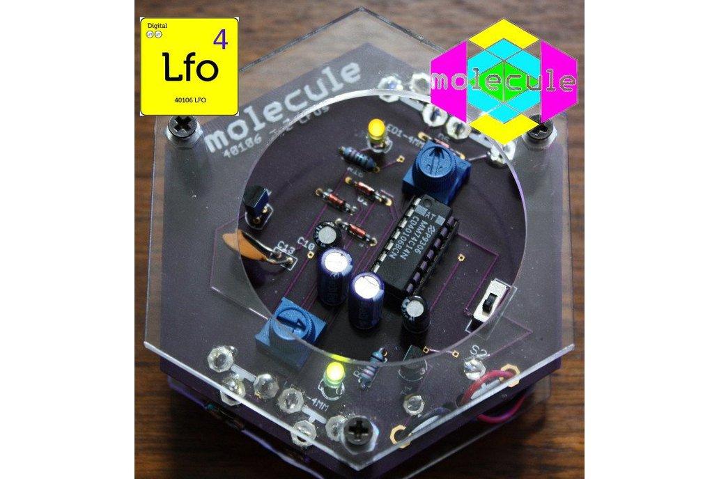 Molecule Synth: Polymer 9-Piece Set 4