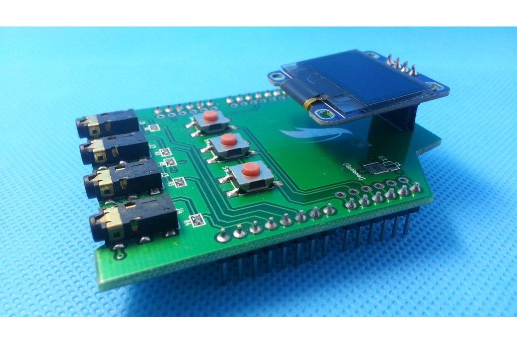 IoT Arduino Temperature & Humidity Shield & Probe 1