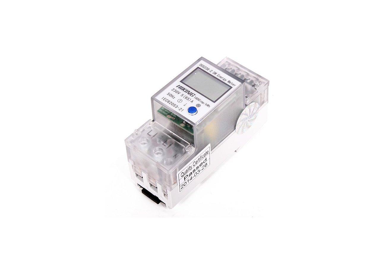 Watt Hour Meter : Watt hour energy meter from universbuy on tindie