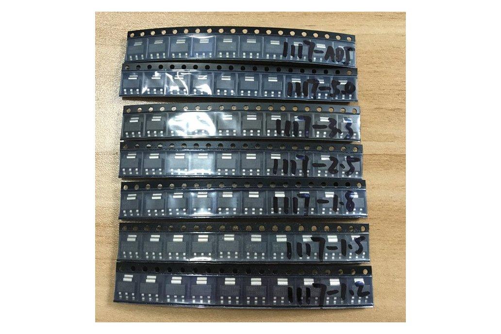 AMS1117-3.3V Voltage Regulator 4