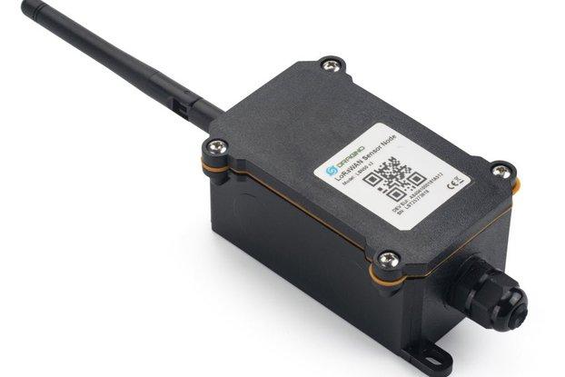 RS485-BL -- LoRaWAN RS485/UART Converter -- WaterP