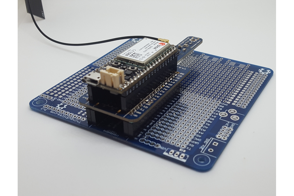 Air Quality Sensor (BME280/CCS811) ThingyStick 9