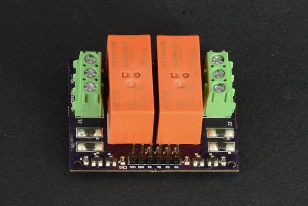 Latching Relay Breakout Board
