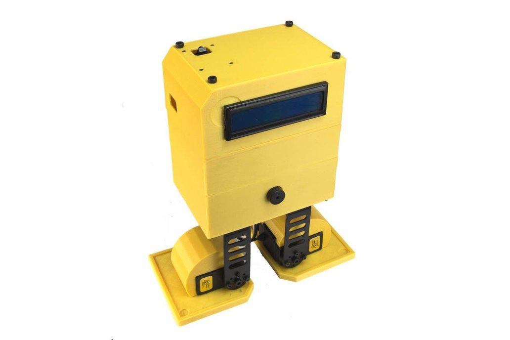 RobotGeek 'Chip-E' Robot Kit 1