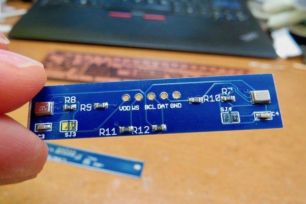 I2S 2-ch MEMS Microphone unit