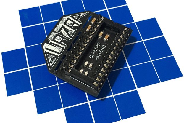 8580 SID Sound Chip Adapter