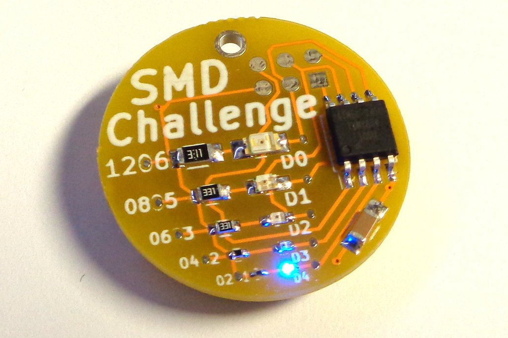 SMD Challenge 3