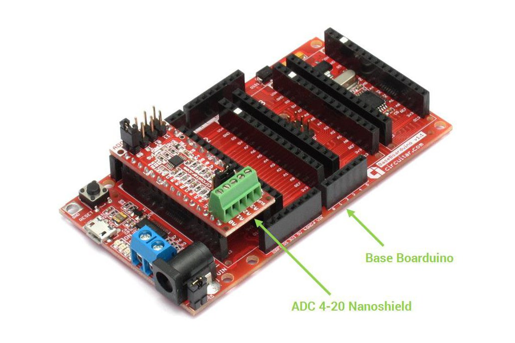 ADC 4-20 Nanoshield - ADS1115 for 4-20mA sensors 3