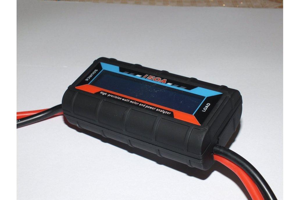 150A High-Precision Energy Monitor Watt Meter 6