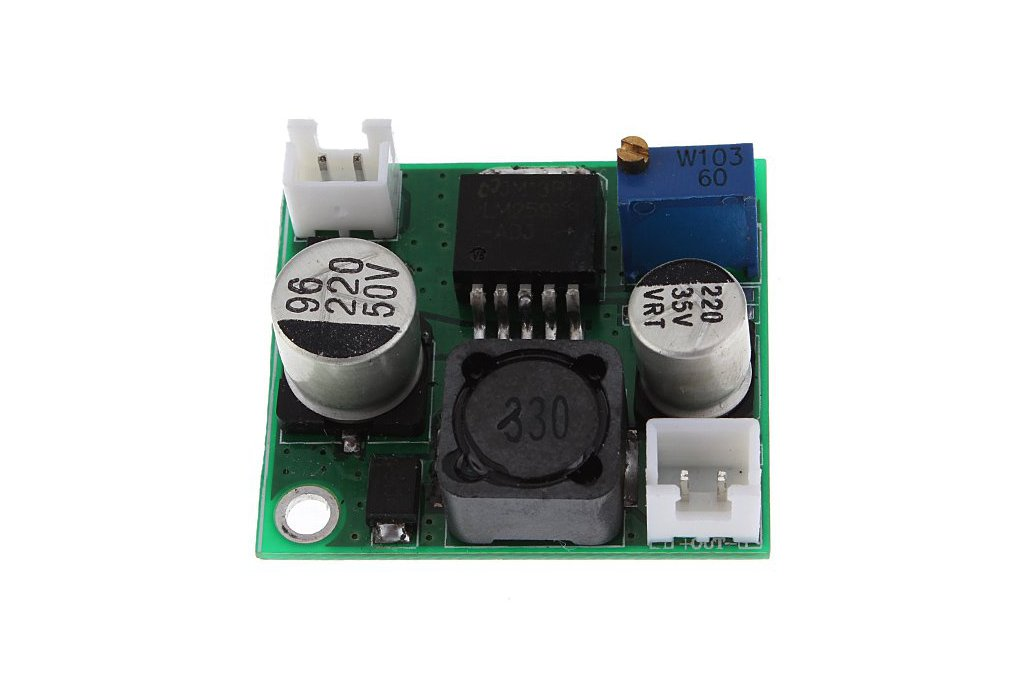 DC-DC Adjustable Step Down Regulator  1
