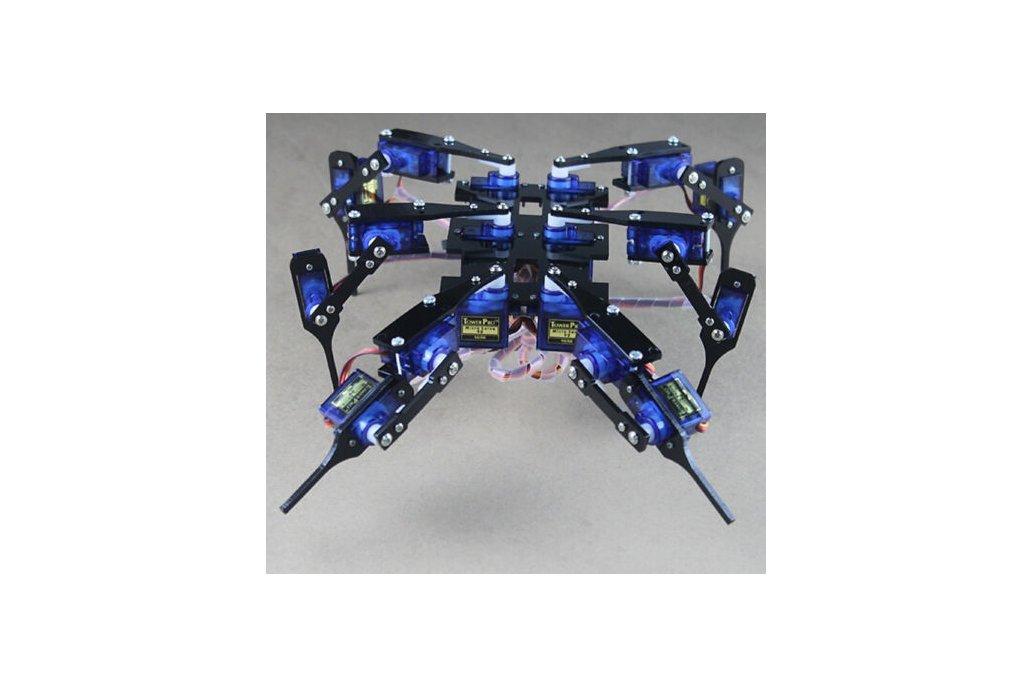 18 DOF Spider Robot Kit for learning 3