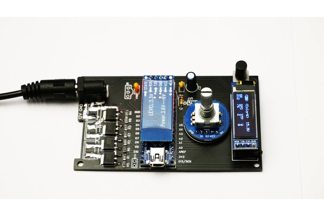 The RGBW LED controller 1
