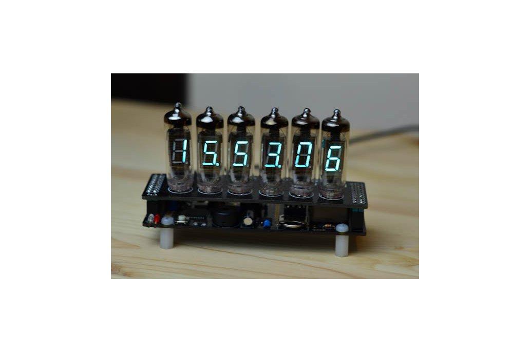 VFD Modular Clock IV-6 1