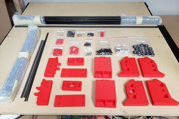 Hotwire CNC Machine Kit