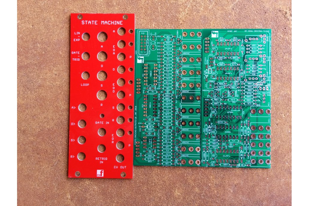 State Machine (Eurorack PCB Set) 1